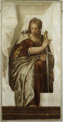 Justitia / Gemaelde von Veronese by AKG  Images