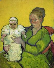 V.van Gogh,Madame Roulin mit ihrem Kind by AKG  Images
