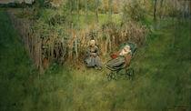 C.Larsson, Das Maedchen im Gruenen von AKG  Images