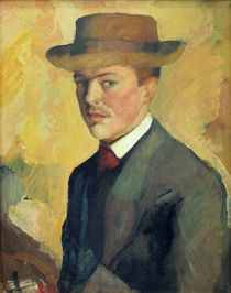 August Macke, Selbstportraet 1909 by AKG  Images