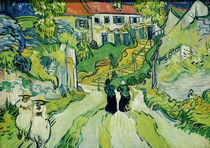 V.v.Gogh, Treppe in Auvers by AKG  Images