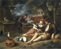 J.Steen, Allegorie der Liebe von AKG  Images