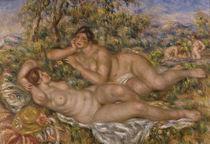 A.Renoir, Badende / 1918-19 von AKG  Images