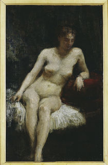 H.Fantin Latour, Frauenaktstudie by AKG  Images