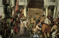 Veronese, Martyrium des Sebastian by AKG  Images