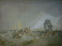 W.Turner, Schiffahrt Themsemuendung by AKG  Images