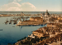Venedig, S.Maria della Salute, Giudecca von AKG  Images