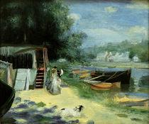 A.Renoir, La Grenouillere von AKG  Images