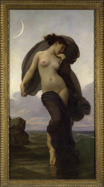W.A.Bouguereau, Die Daemmerung by AKG  Images
