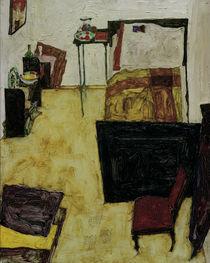 E.Schiele, Zimmer des Kuenstlers by AKG  Images