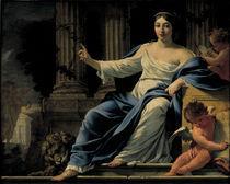S.Vouet/Polymnia als Muse d.Beredsamkeit von AKG  Images