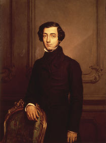 Tocqueville / Gemaelde v. Chasseriau by AKG  Images
