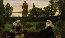 J.E.Millais, Das Tal der Stille von AKG  Images