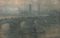 C.Monet, Waterloo Bridge von AKG  Images
