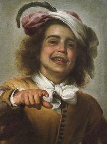 B.E. Murillo, Lachender Junge von AKG  Images