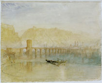 William Turner, Moselbruecke in Koblenz von AKG  Images