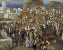 A.Renoir, La Mosquee, fete arabe by AKG  Images