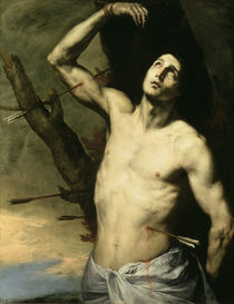 J.de Ribera, Sebastian / Gemaelde by AKG  Images