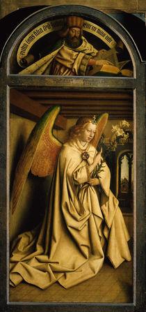 Jan v.Eyck, Genter Altar, Engel / 1432 von AKG  Images