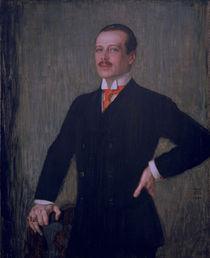 Ernst Ludwig von Hessen / Gem.v.Stuck von AKG  Images