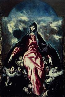 El Greco, Schutzmantelmadonna by AKG  Images
