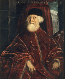 Jacopo Soranzo d.Ae. / Tintoretto by AKG  Images