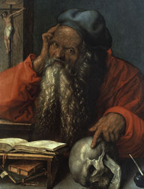Duerer, Hl.Hieronymus by AKG  Images
