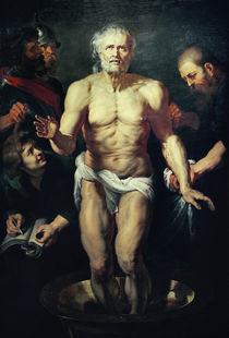 P.P.Rubens, Der sterbende Seneca by AKG  Images