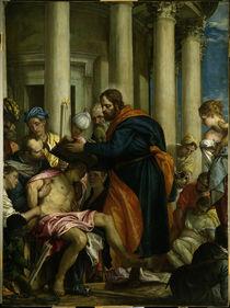 Veronese, Barnabas heilt Kranke von AKG  Images