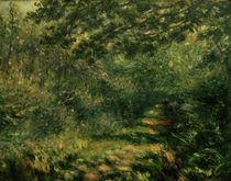 A.Renoir, Waldweg by AKG  Images