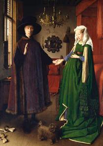 J.van Eyck, Arnolfini Hochzeit by AKG  Images