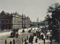 Berlin, Zeughaus / Photochrom 1898 by AKG  Images