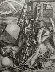 A.Duerer, Melancholie by AKG  Images