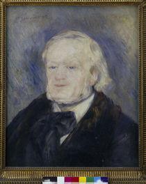 Richard Wagner / Gem.v.A.Renoir von AKG  Images