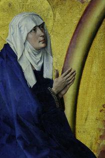 R. van der Weyden, Maria by AKG  Images