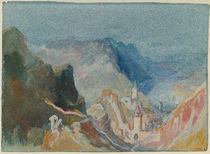 William Turner, Trarbach von AKG  Images