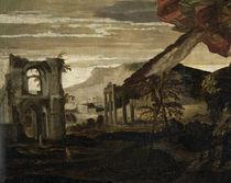 P.Veronese, Ruinenlandschaft von AKG  Images