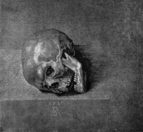 A.Duerer, Totenkopf by AKG  Images