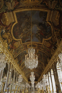Versailles, Spiegelgalerie / Foto 2007 by AKG  Images