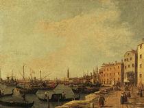 Venedig,Riva degli Schiavoni / Canaletto von AKG  Images