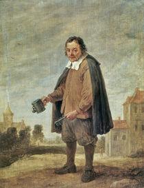 D.Teniers d.J., Spendensammler von AKG  Images