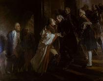 Friedrich II.u.Joseph II. / Menzel von AKG  Images