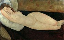 A.Modigliani, Liegender Akt von AKG  Images
