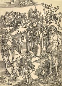 A.Duerer, Martyrium des hl.Sebastian von AKG  Images