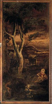 Tintoretto, Maria Magdalena von AKG  Images