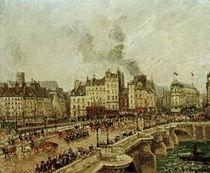 C.Pissarro, Le Pont Neuf von AKG  Images