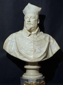 Scipione Borghese / Bueste v.Bernini von AKG  Images
