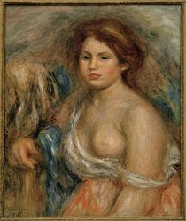 P. A.Renoir, Brustbildnis von AKG  Images