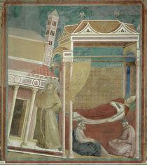Giotto, Traum des Papstes Innozenz III. von AKG  Images