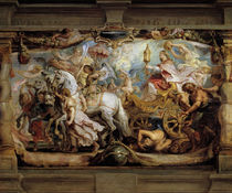 P.P.Rubens, Triumph der Kirche von AKG  Images